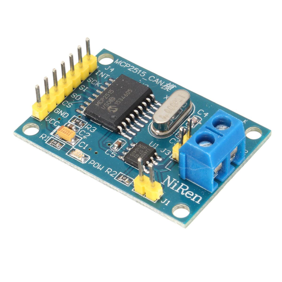 Arduino can своими руками 78